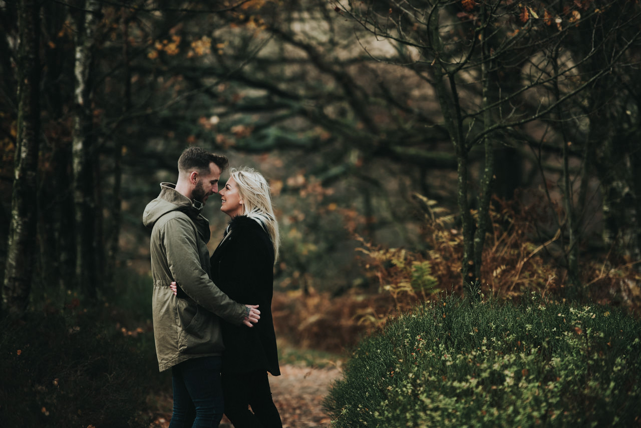 Engagement Photography in Yorkshire 29