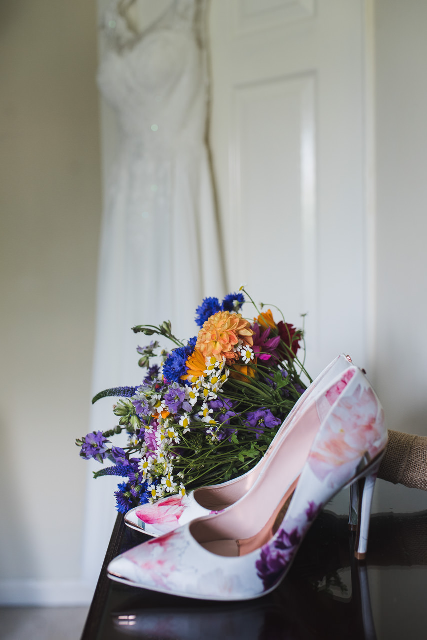 Rustic wedding at Wharfedale Grange-Yorkshire Wedding photographer 12