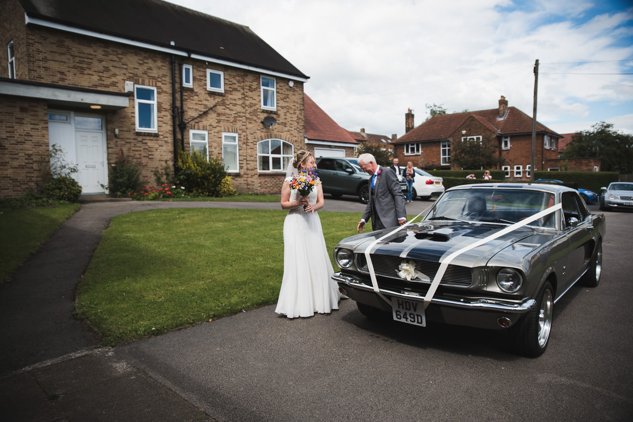Rustic wedding at Wharfedale Grange-Yorkshire Wedding photographer 18