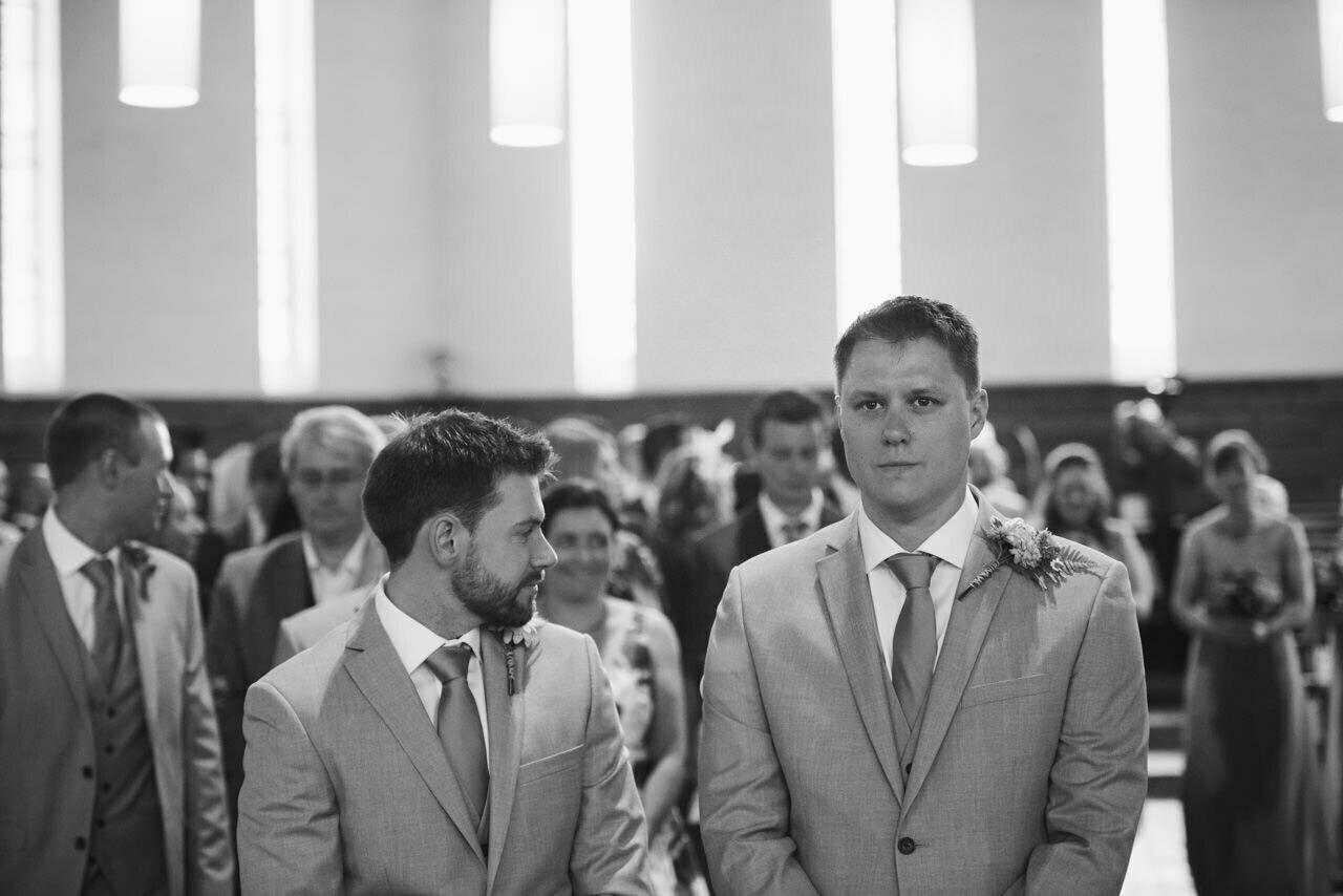 Rustic wedding at Wharfedale Grange-Yorkshire Wedding photographer 23