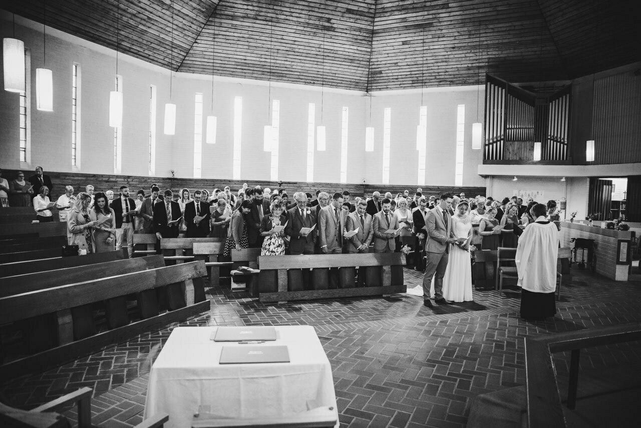 Rustic wedding at Wharfedale Grange-Yorkshire Wedding photographer 25