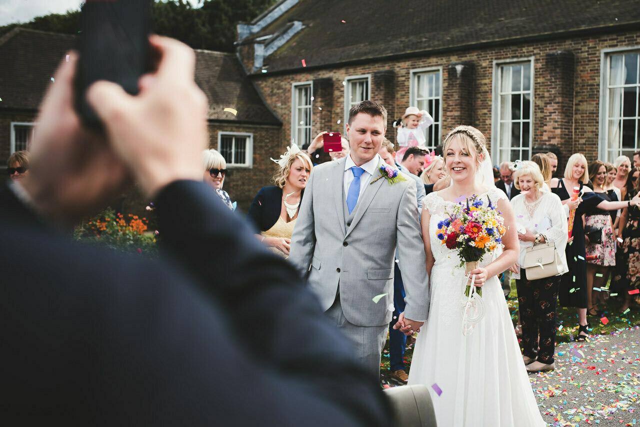Rustic wedding at Wharfedale Grange-Yorkshire Wedding photographer 28