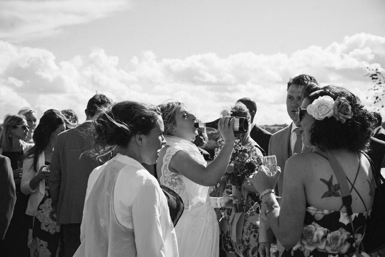 Rustic wedding at Wharfedale Grange-Yorkshire Wedding photographer 57