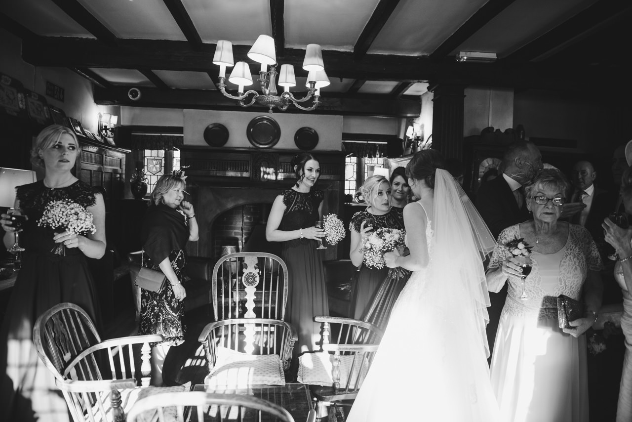 Wedding Photography -Halifax  Holdsworth House Hotel 40