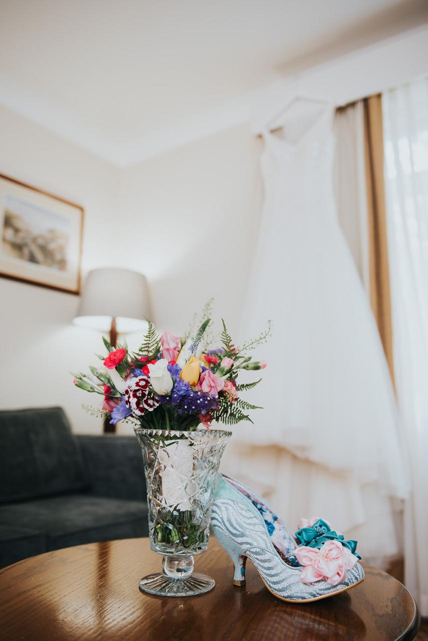 Wedding photography at  Hollins Hall Hotel & Country Club, Bradford 2