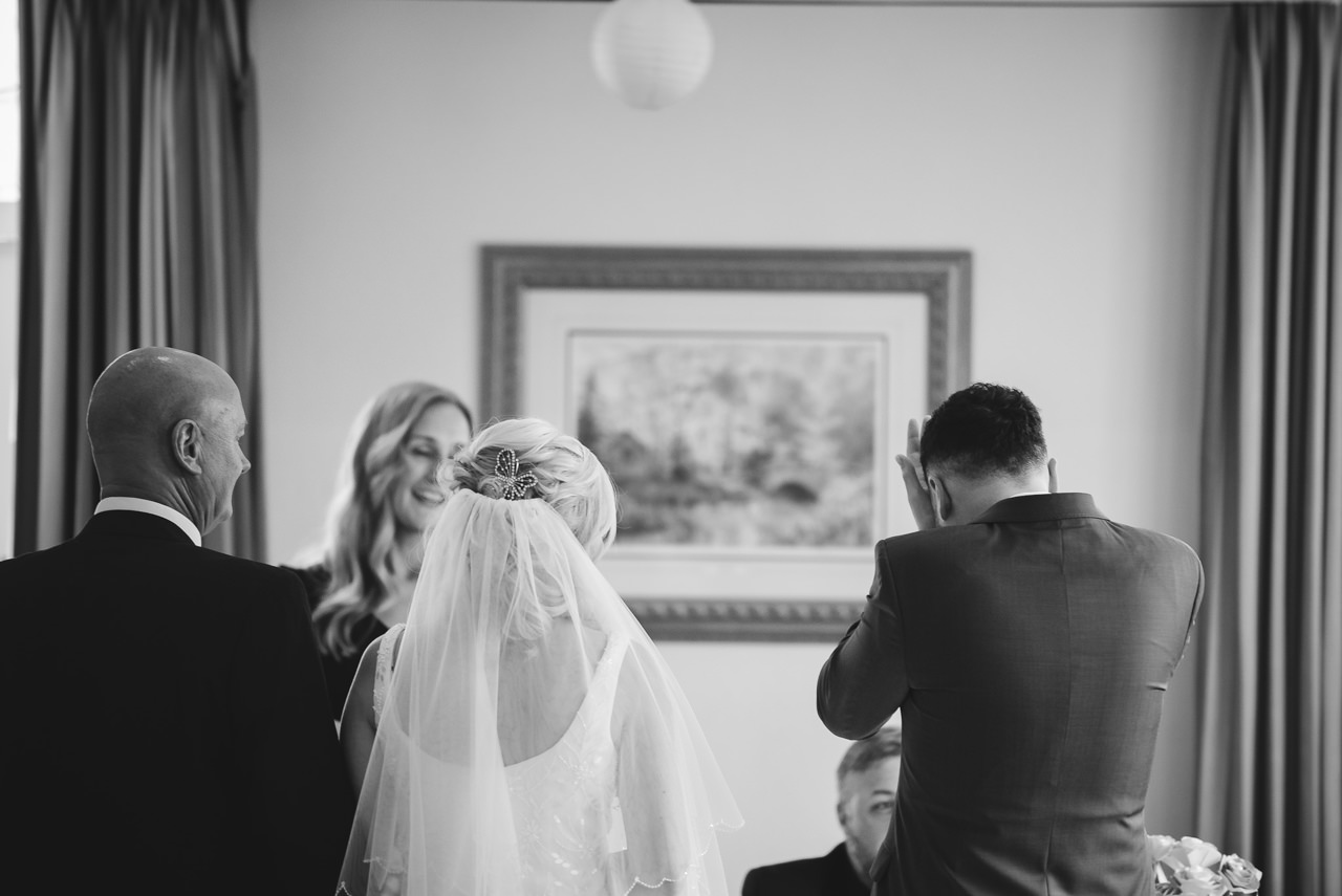 Wedding photography at  Hollins Hall Hotel & Country Club, Bradford 22