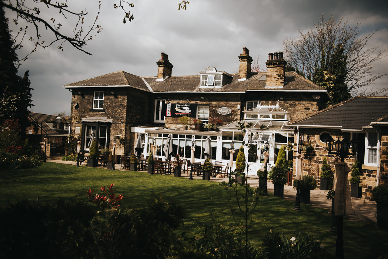 Dimple Well Lodge Hotel – Wedding photographer West Yorkshire 36
