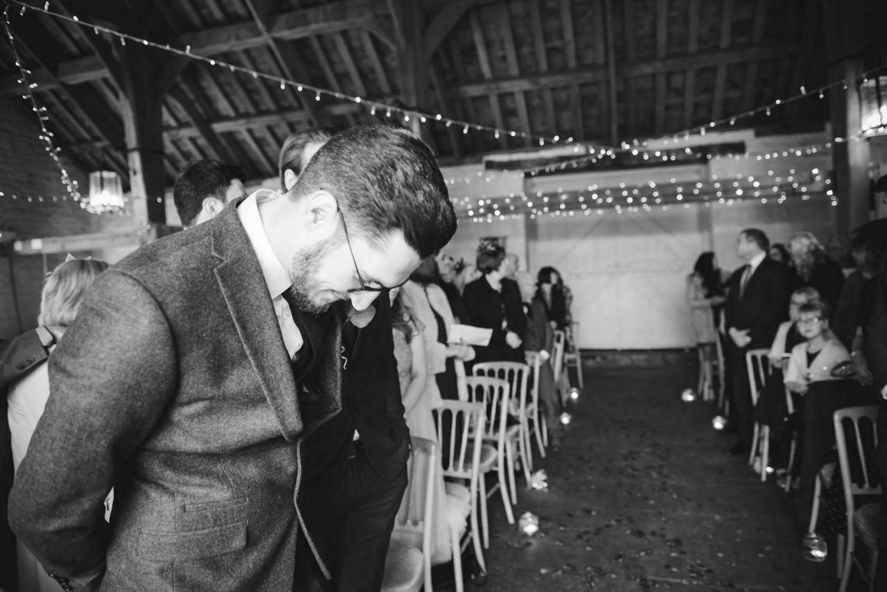 Wedding photography at East Riddlesden Hall Barn 14