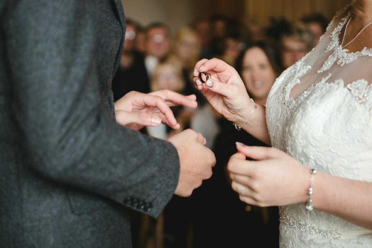 Wedding photography at East Riddlesden Hall Barn 21