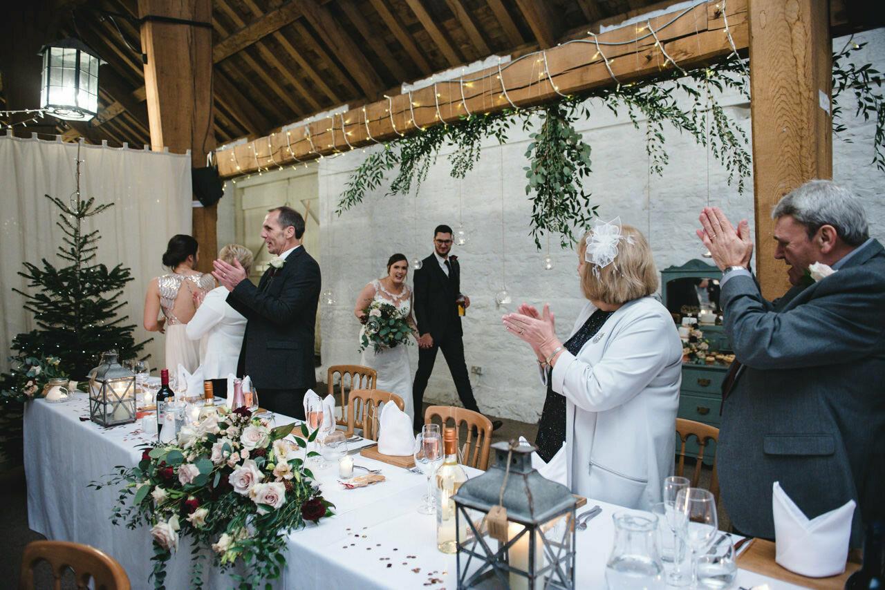 Wedding photography at East Riddlesden Hall Barn 49
