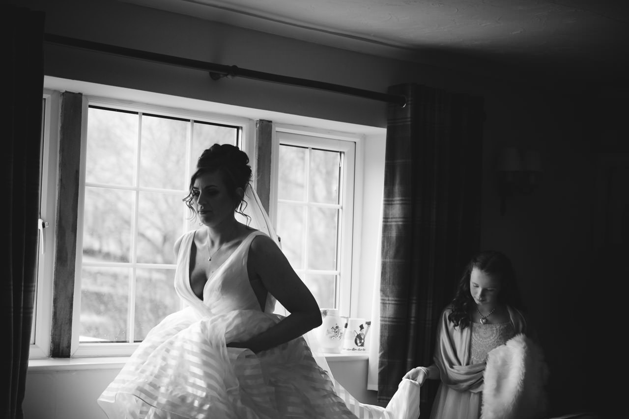 Wedding Photographer Skipton – Craven arms Barn – Yorkshire 22