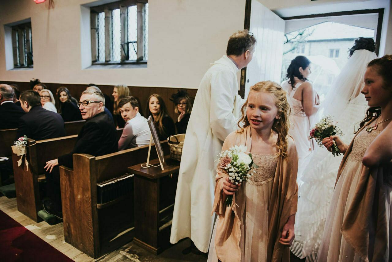 Wedding Photographer Skipton – Craven arms Barn – Yorkshire 24
