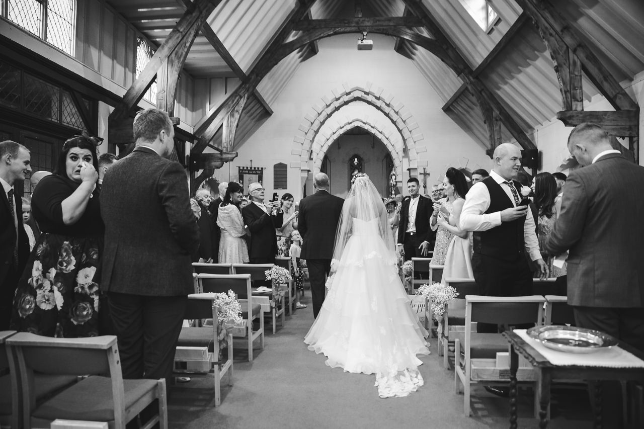 The Midland Hotel -Wedding Photography Manchester 17