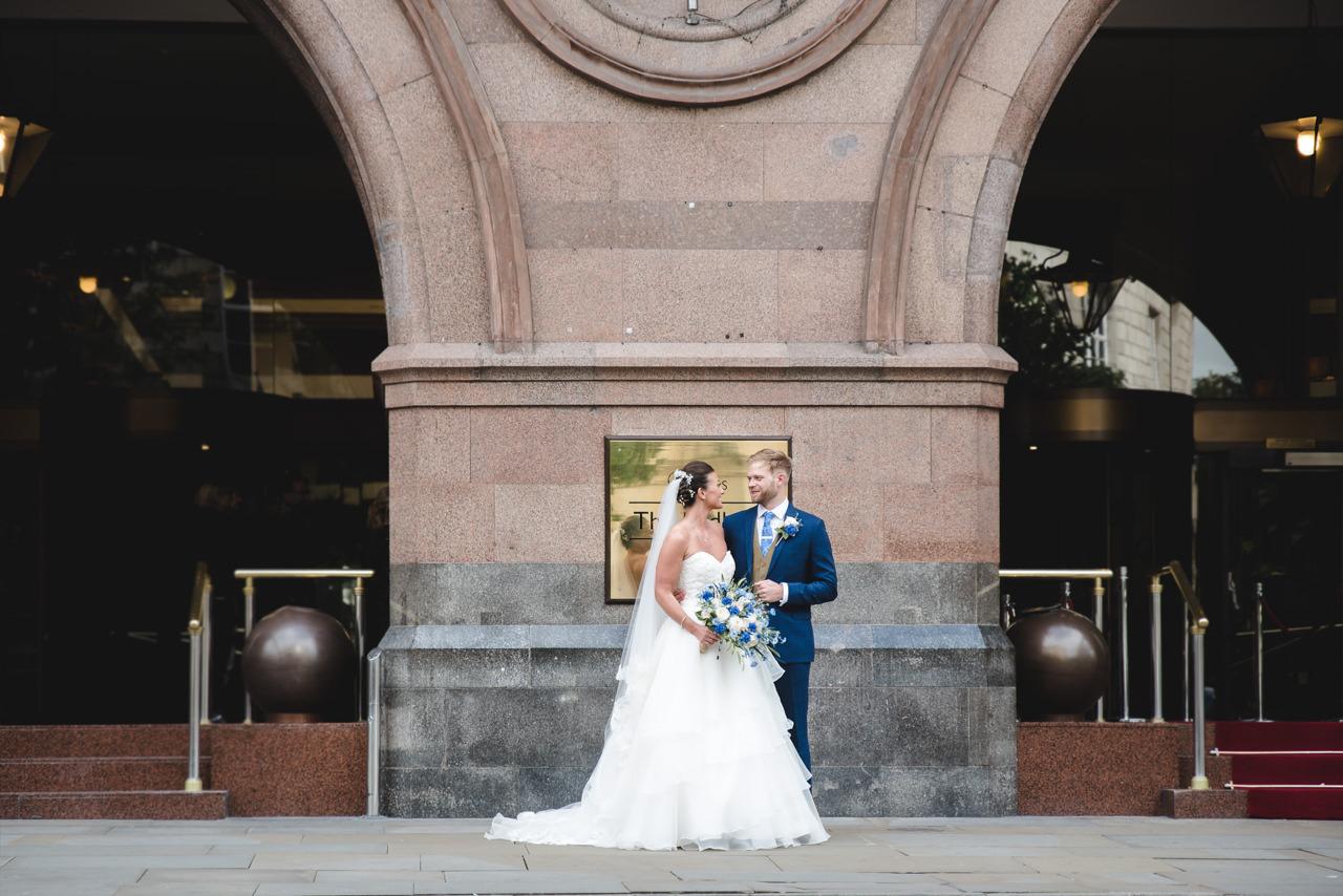 The Midland Hotel -Wedding Photography Manchester 24