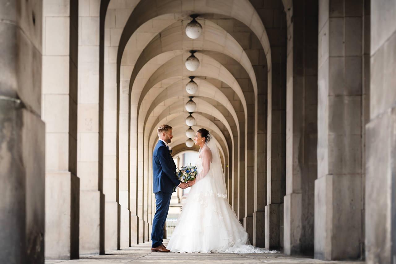 The Midland Hotel -Wedding Photography Manchester 25