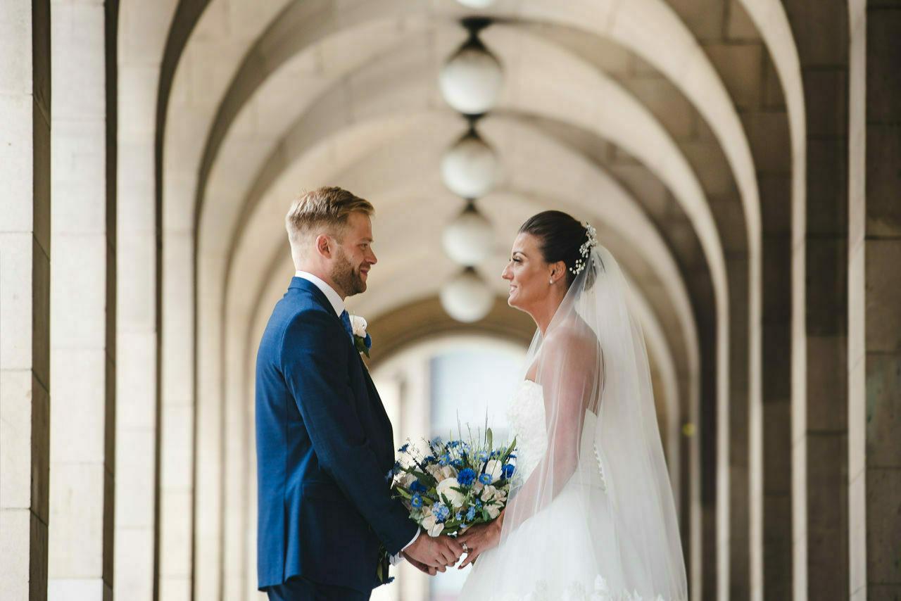 The Midland Hotel -Wedding Photography Manchester 26