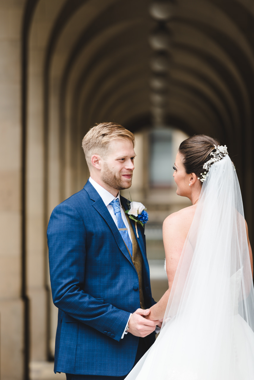 The Midland Hotel -Wedding Photography Manchester 29