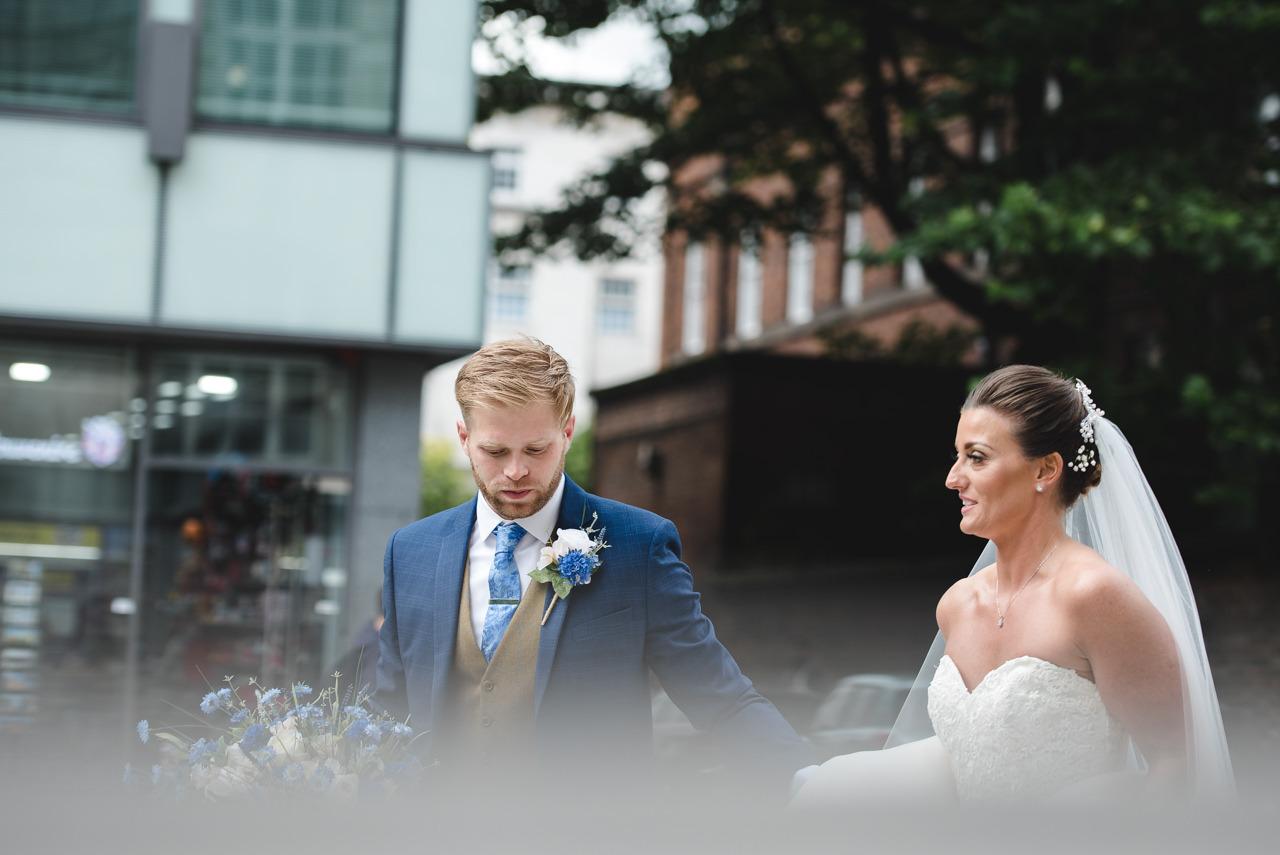The Midland Hotel -Wedding Photography Manchester 33