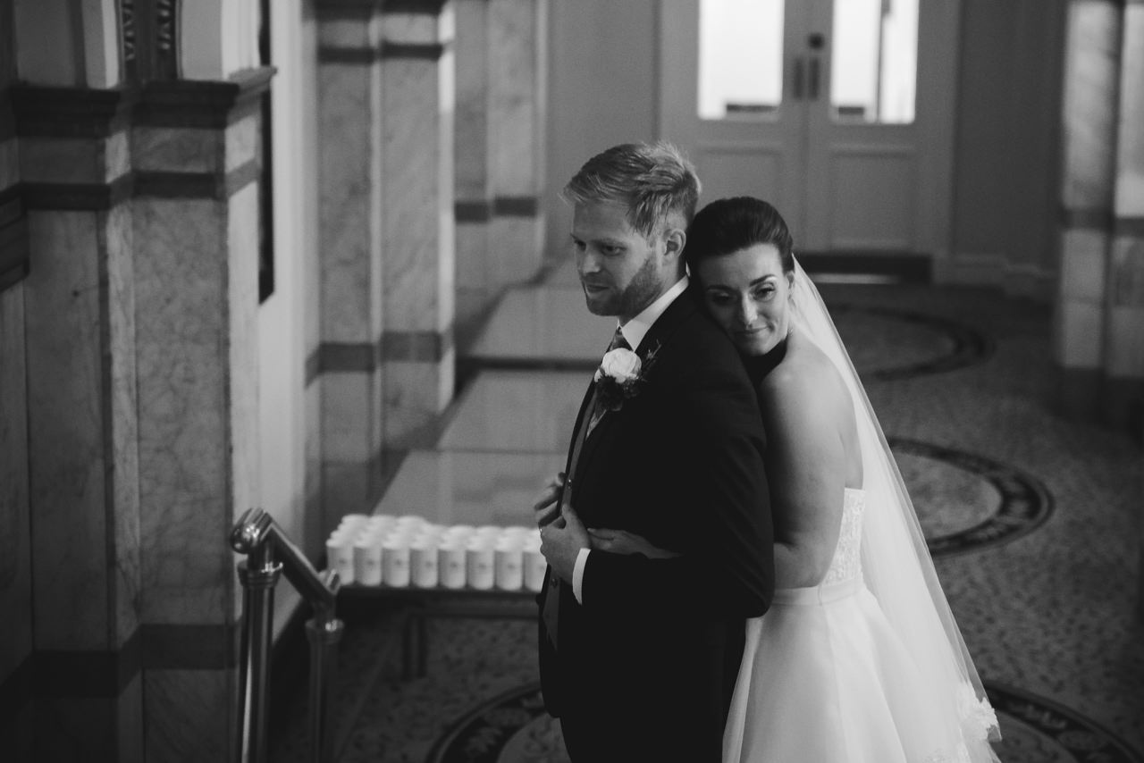 The Midland Hotel -Wedding Photography Manchester 35