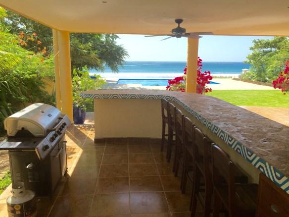 beachfront, surf, playa colorado ,nicaragua