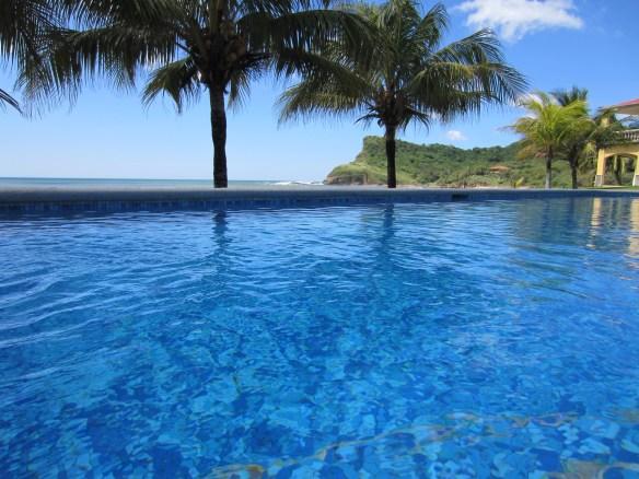 Pool, Hacienda Villas