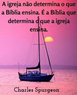 a biblia determina