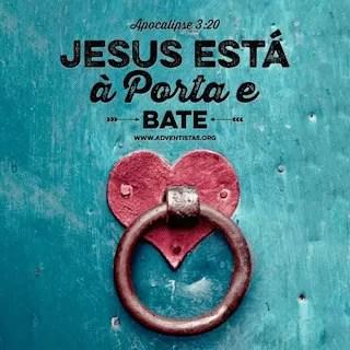 jesus e porta