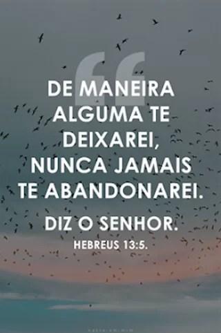 jesus nao abandona