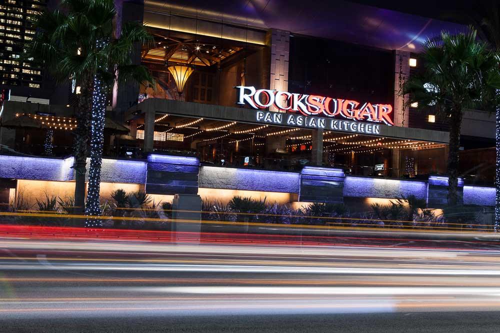 RockSugar Pan Asian Kitchen at 10250 Santa Monica Blvd