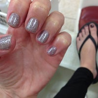 Photo Taken At Bay Cities Nail Spa By Amber R On 11 29