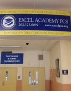 Photo taken at excel academy public charter school by wendy  on also elementary in washington rh foursquare