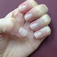Photo Taken At Bay Cities Nail Spa By Allie R On 11 29