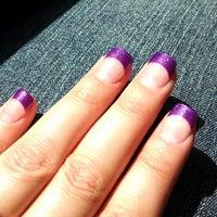 Photo Taken At Nail Art Spa By Tabitha B On 7