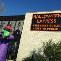 halloween express lexington ky