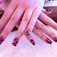 Photo Taken At Nail Art Spa By