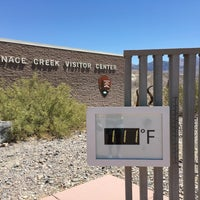 Furnace Creek Visitor Center - Death Valley, CA