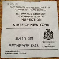 Photo Taken At New York State Dmv By Silent D On 1 17 2017