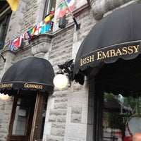 Irish Embassy Pub Amp Grill Now Closed Pub In Montral