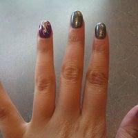 Photo Taken At Z Nail Salon Spa By Melissa R On
