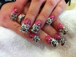 Nail Art Spa