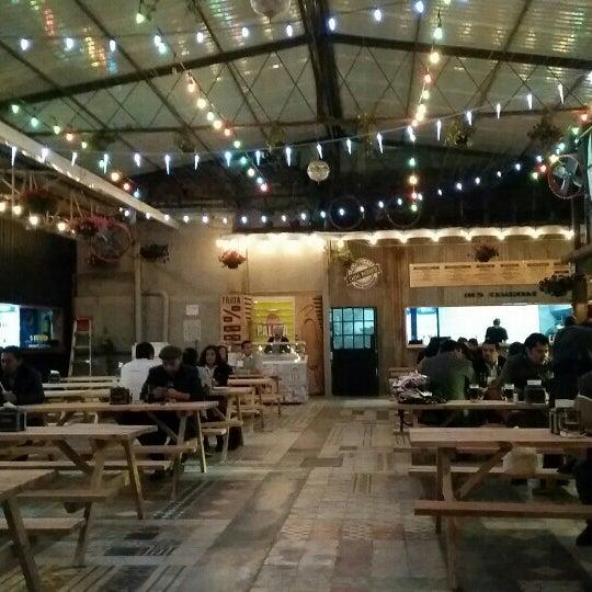 Lucerna Comedor  Food Court in Cuauhtemoc