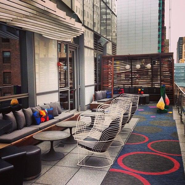 Photos at Living Room Bar  Terrace  W New York