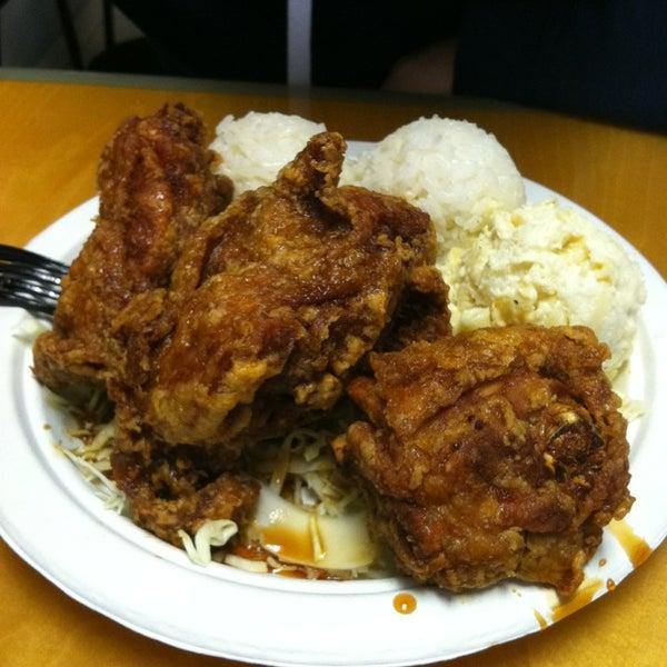 Da Hawaiian Kitchen  13 tips