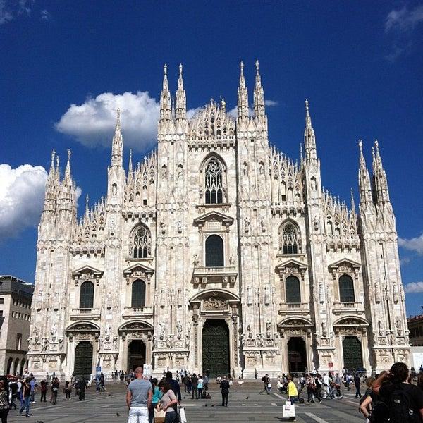 Piazza del Duomo  Plaza in Duomo