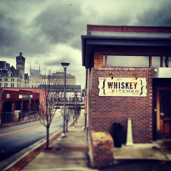 Whiskey Kitchen  154 tips