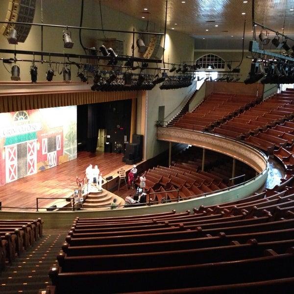 Ryman Auditorium  Music Venue in Nashville