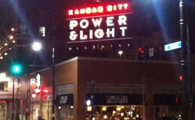 Kansas City Power Light District Other Nightlife In