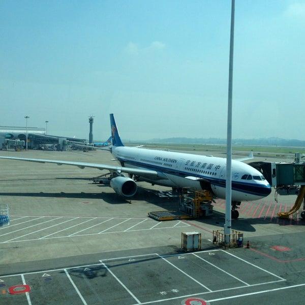 Photos at Chongqing Jiangbei International Airport (CKG) 重慶江北國際機場 - Airport
