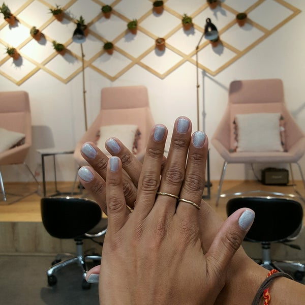 Mani Monday Base Coat A Non Toxic Nail Salon Opens In Dtla