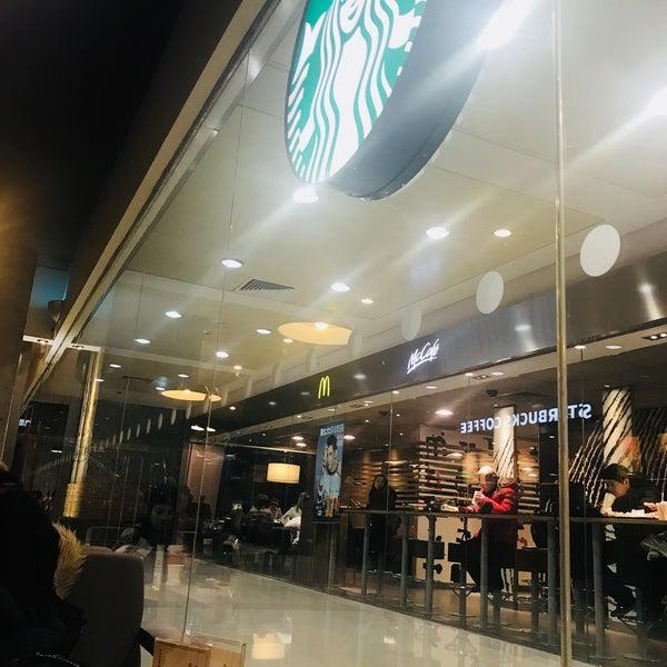 星巴克 | Starbucks - Jìngān - 南京西路1168號B1樓LG12單元 | 1168 W. Nanjing Rd.